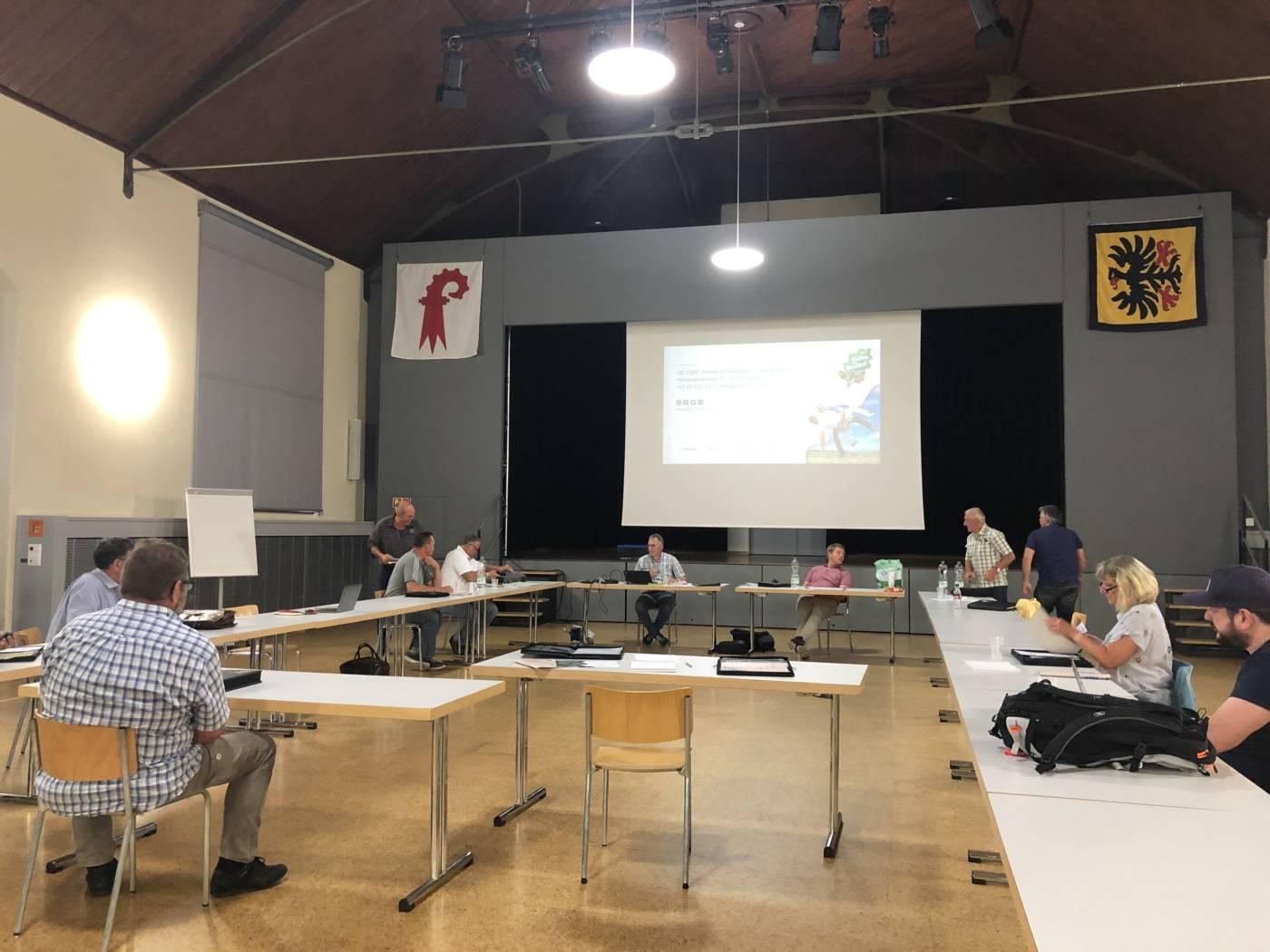 «Ich kenne alle 140 OK-Mitglieder persönlich», Eidgenössisches Schwing- und Älplerfest Pratteln im Baselbiet | ESAF 2022