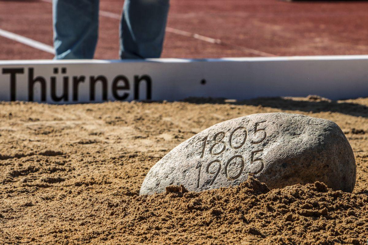 1. Qualifikation Steinstossen vom Samstag, 18. September 2021 in Thürnen BL – 1. Qualifikation Steinstossen    Eidgenössisches Schwing- und Älplerfest Pratteln im Baselbiet   ESAF 2022